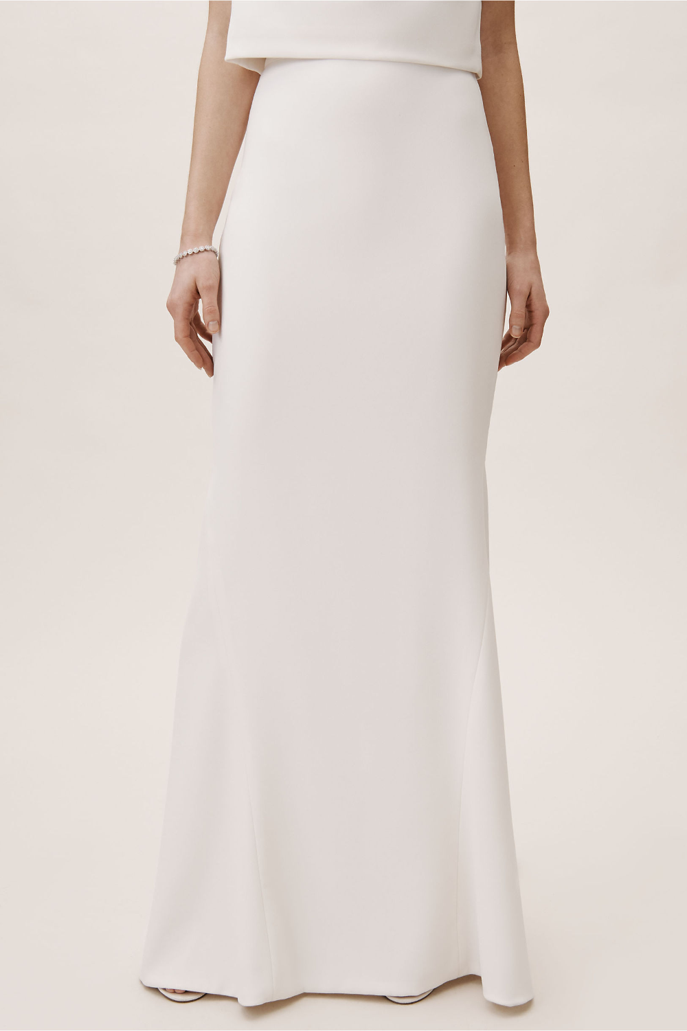 BHLDN Amy Kuschel Park Avenue Skirt
