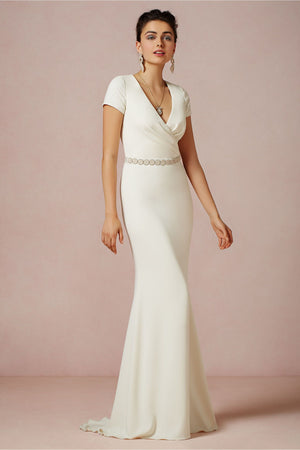 BHLDN Badgley Mischka Isis Gown