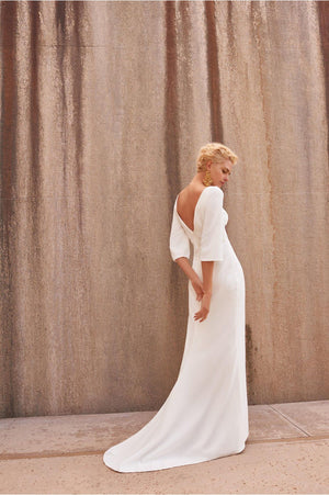BHLDN Amy Kuschel Bacall Gown