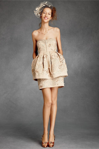 BHLDN Filigree Cupcake Dress Main