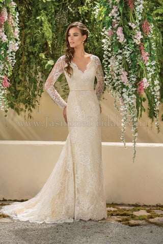 Jasmine Bridal - F181004 Sample Gown