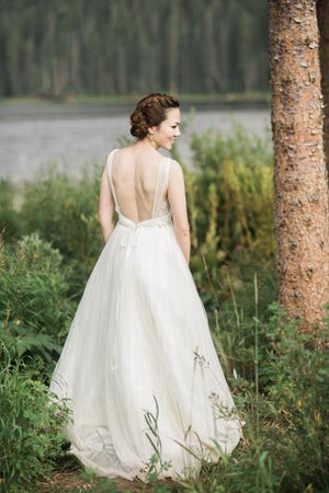 BHLDN Something Blue Vancouver Aimee Gown