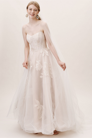 BHLDN Willowby by Watters Harmony Gown