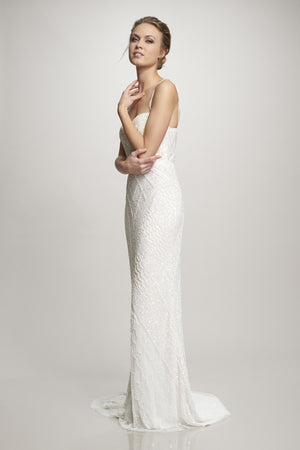 Theia Marion 890288 Wedding Gown