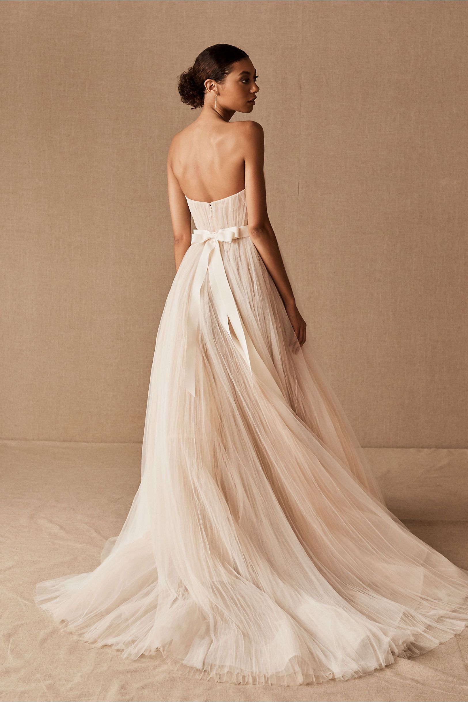 BHLDN Watters Rosen Gown