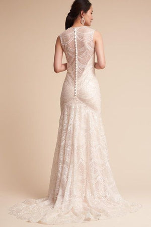 Eddy K - Lucia Merida MD175 Sample Gown