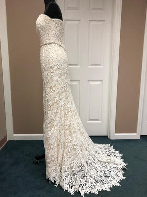 Jasmine Bridal - F191006R Sample Gown