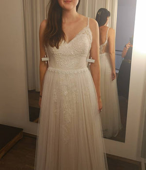 Chic Nostalgia - Nissa Sample Gown