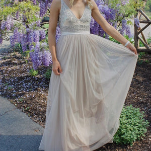 BHLDN Needle & Thread Brisa Gown