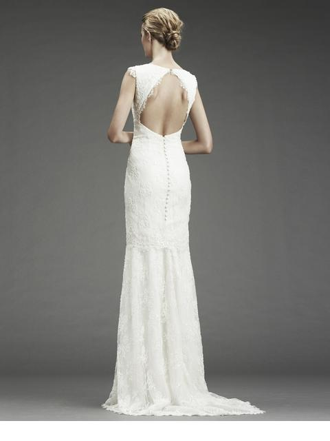 Nicole Miller - NM9978 Wedding Gown