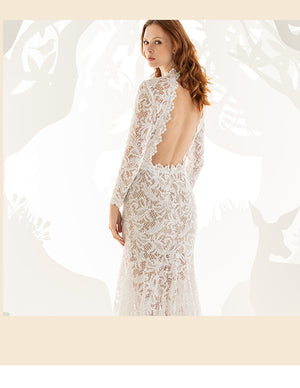 BHLDN Willowby Marston Gown