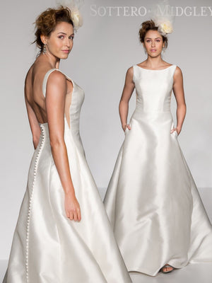 Sottero and Midgley - McCall Sample Gown