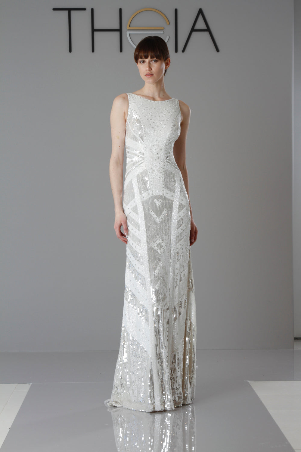 Theia selene 890140 sequin wedding gown adinas bridal theia selene 890140 sequin wedding gown junglespirit Image collections