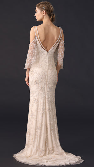 Theia Layla 890425 Blush Wedding Gown