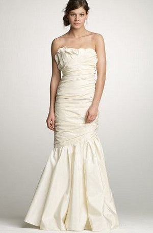 J. Crew Lidia Wedding Gown