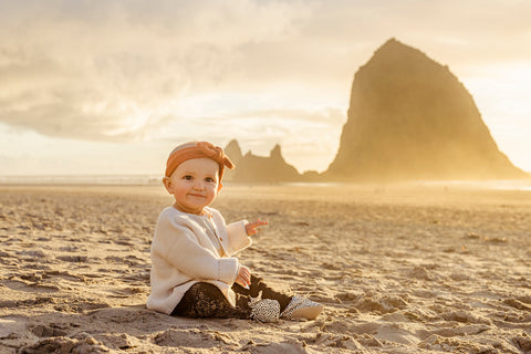 Child photography tips while traveling
