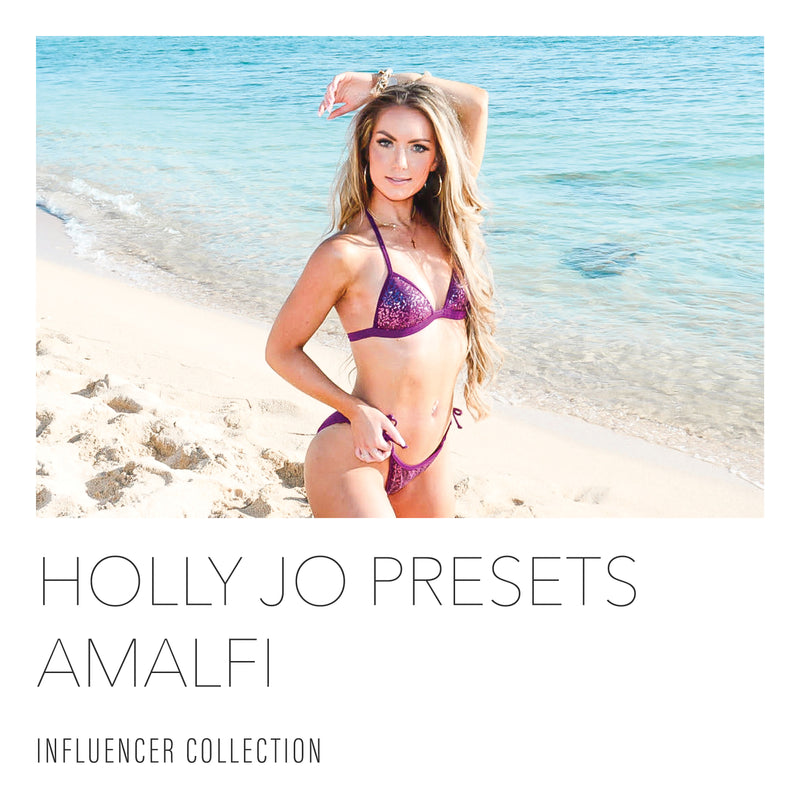 Holly Jo White Signature Mobile Lightroom Presets Collection