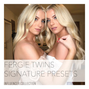 Fergie Twins Signature Mobile Presets