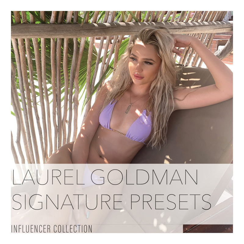 Laurel Goldman Signature Presets