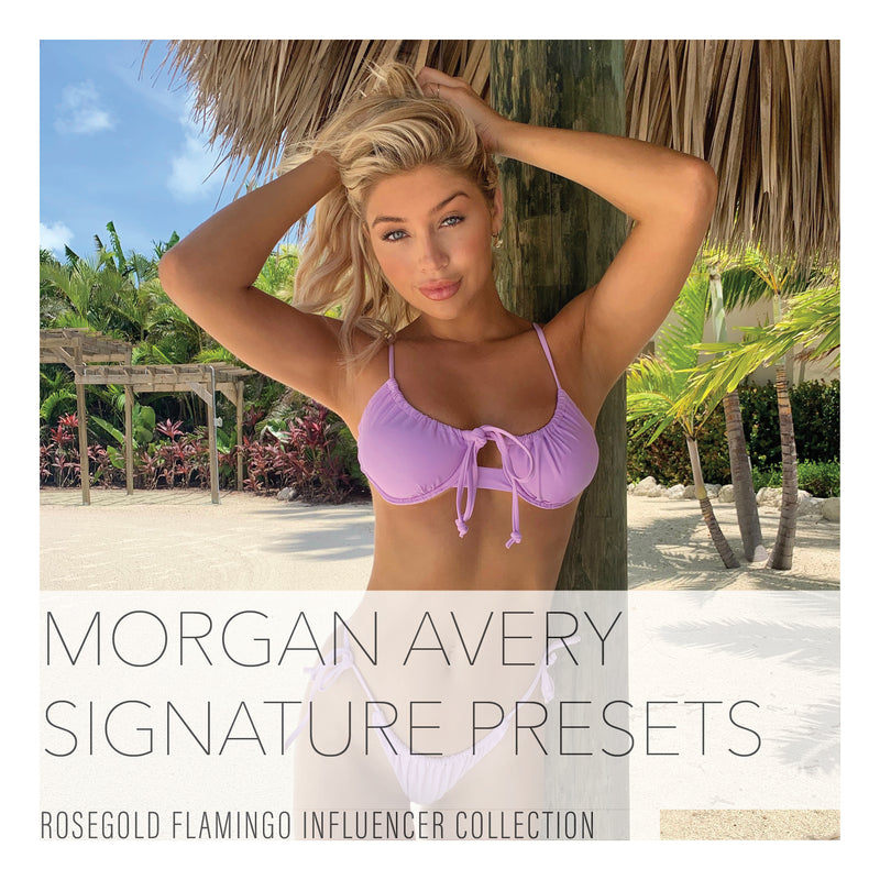 Morgan Avery Signature Presets