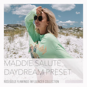 Maddie Salute Signature Lightroom Presets Collection