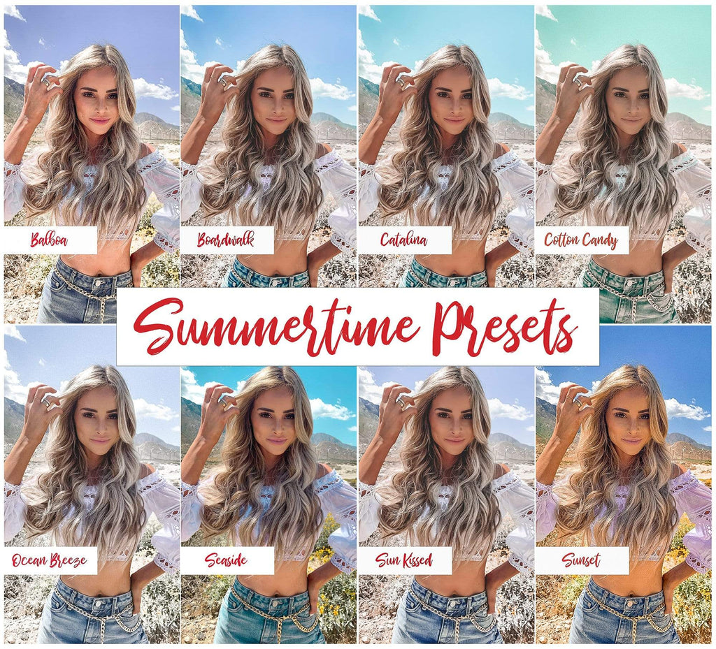 lightroom mobile preset Amanda Stanton's Summertime Mobile Presets blogger-airy-preset-mobile-