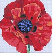 Simple Flowers Poppy