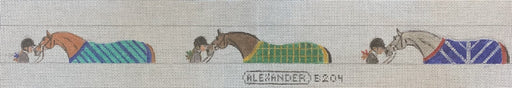 bonnie alexander needle point belt canvas b204