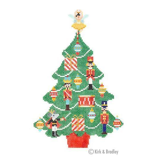 Christmas Nutcracker Tree