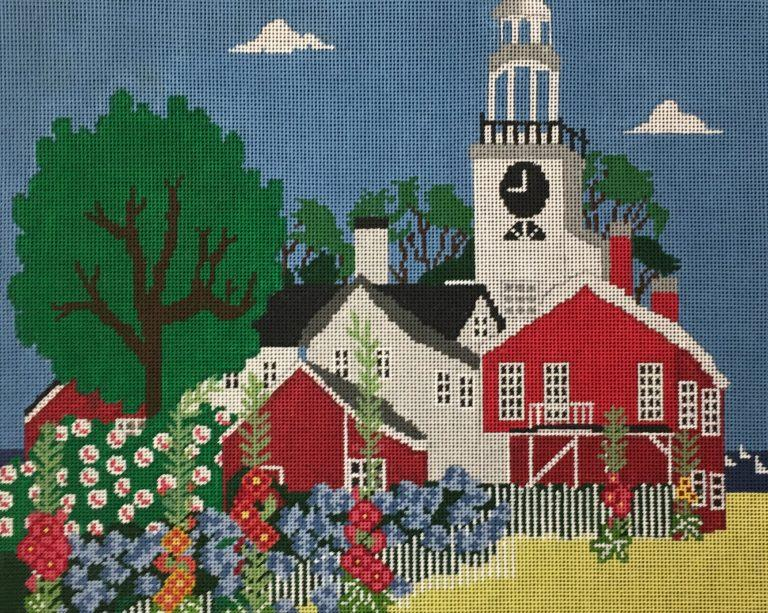 Nantucket Scene