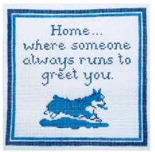 Home is where...