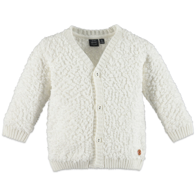 Girls Cardigan - marshmellow