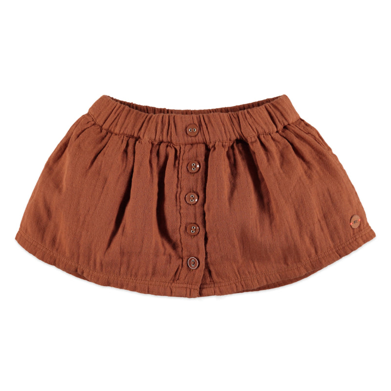 Girls Skirt - caramel