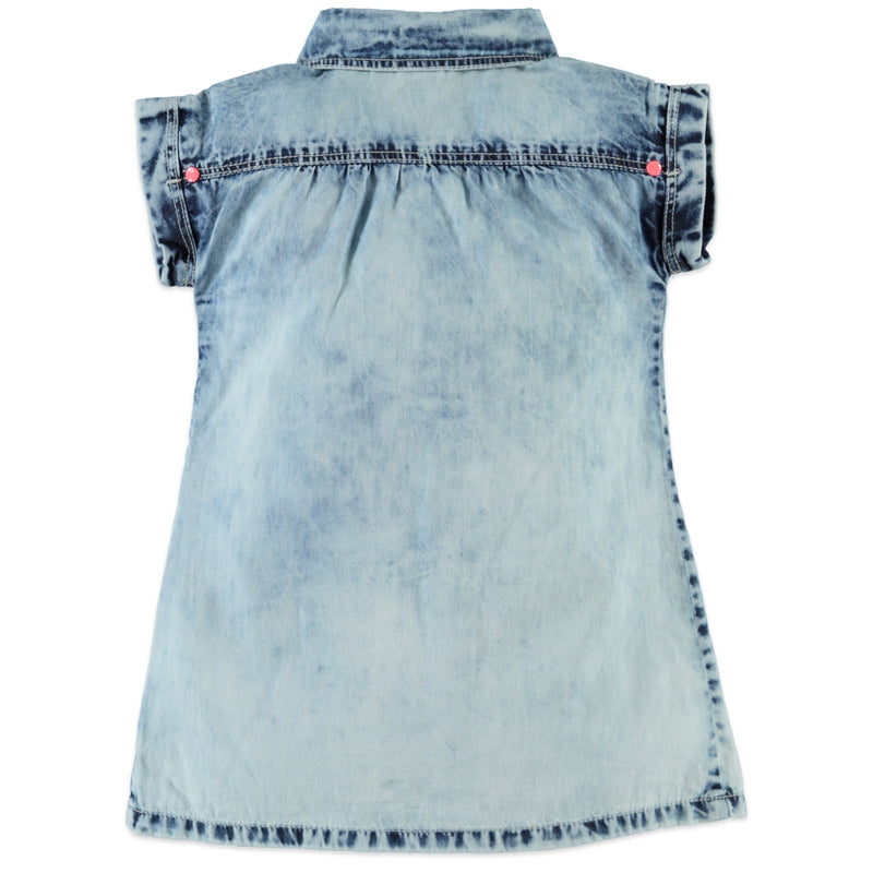 Girls Denim Dress /Gr. 86 & 92
