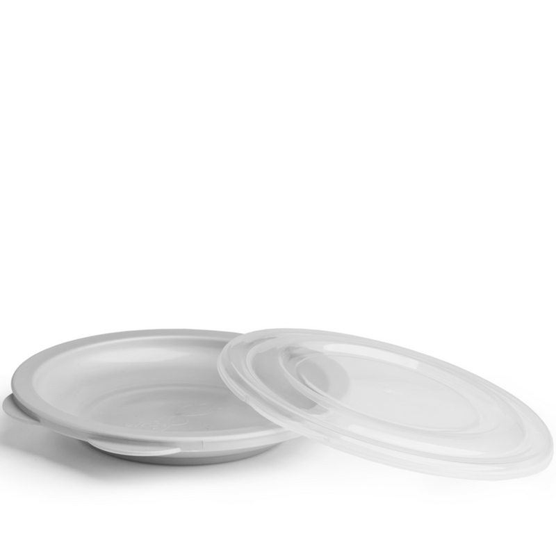Eco - Bowl, Pate & Plate Divider mist gray