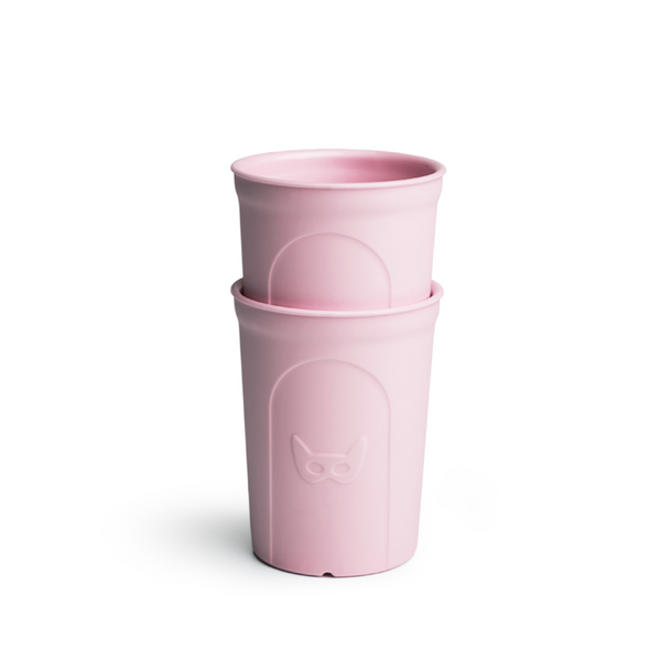 Eco Toddler Becher - pink