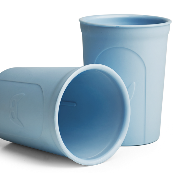 Eco Toddler Becher - blue