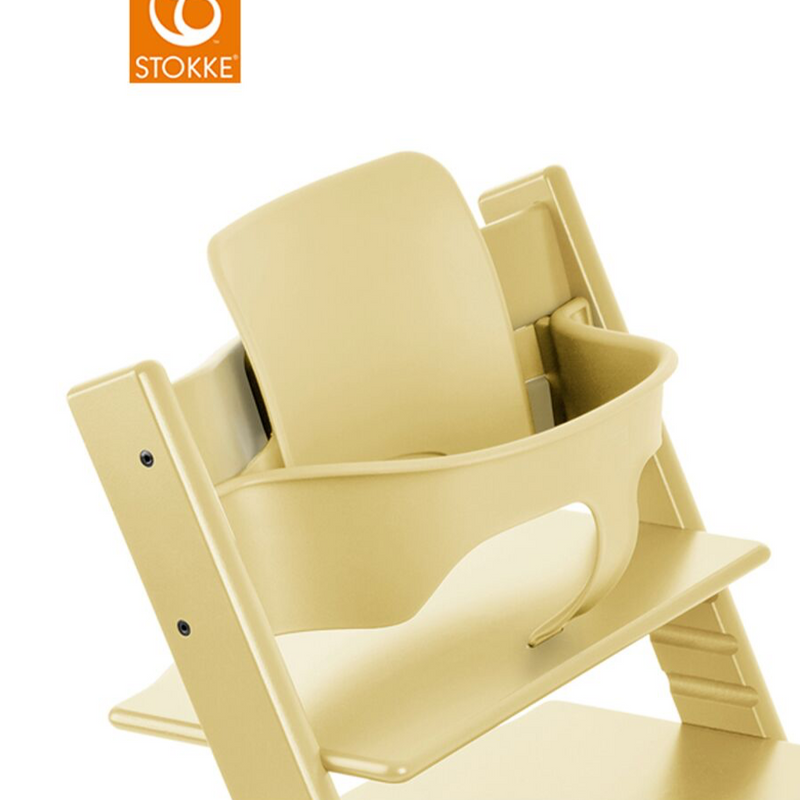 Tripp Trapp® Baby Set - wheat yellow