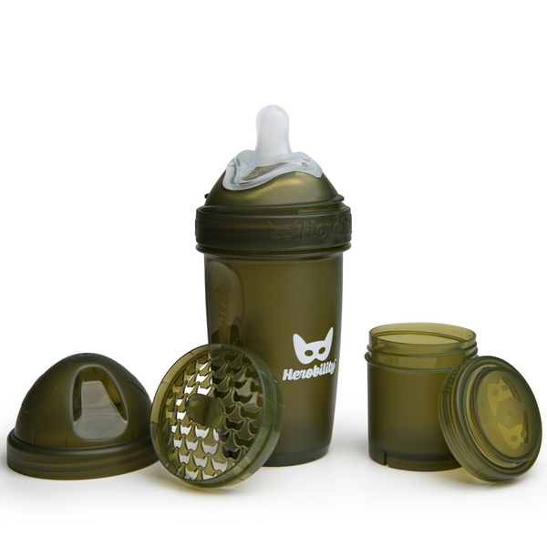 HeroBottle - army green