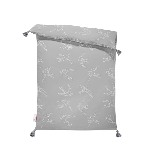 Bamboo Duvet - swallows
