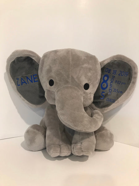 Babies Personalized Elephant