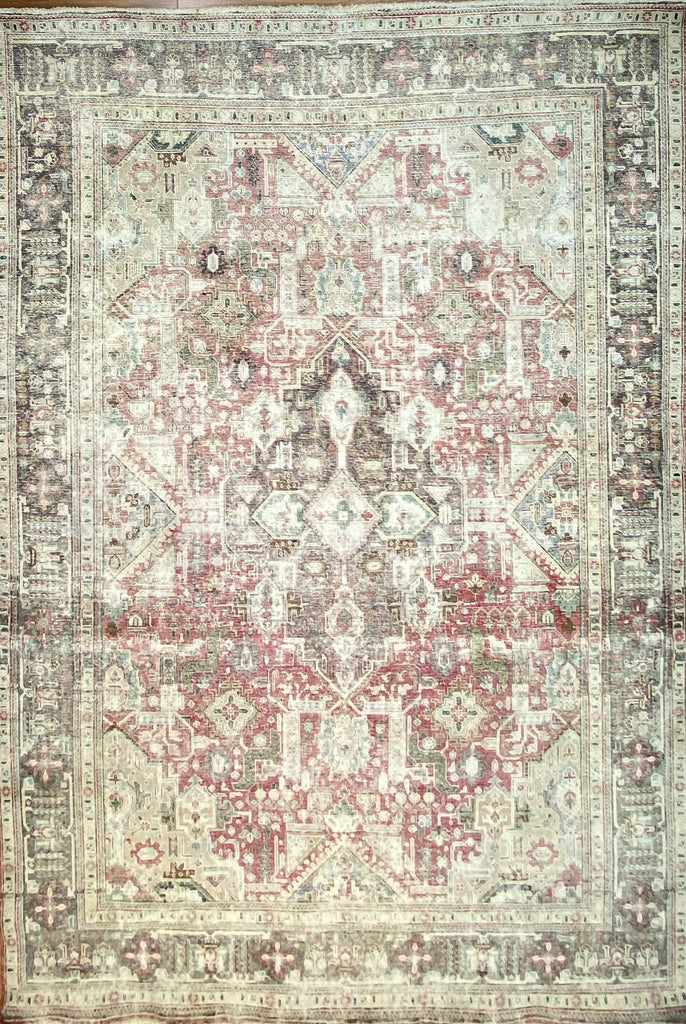 "Terrific Tabriz - 7'8"" x 11'2"" ft."