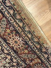 "Load image into Gallery viewer, Spectacular Sivas - 1910s Antique Turkish Rug - Garden of Paradise 6'7"" x 9'10"" ft."