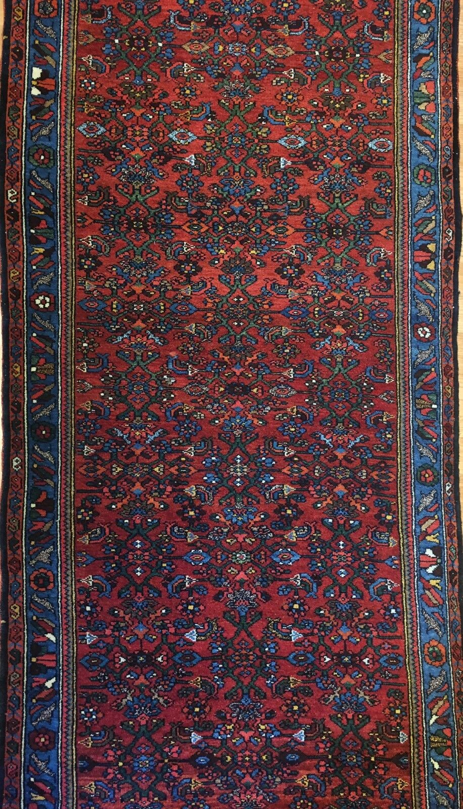 Marvelous Malayer - 1900s Antique Halvai Rug - Tribal Carpet - 2'8