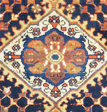 "Load image into Gallery viewer, Perfect Persian - 1900s Antique Kurdish Rug - Tribal Carpet - 4'1"" x 6'2"" ft."