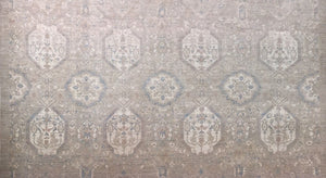 "Beautiful Bamyan - Traditional Rug - Oriental Floral Carpet - 9' x 12'4"" ft."