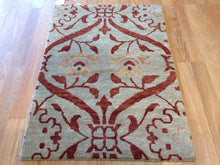 Load image into Gallery viewer, Marvelous Modern - Contemporary Hand-Woven Indian Rug - Nepali Weave - 2' x 3' ft.