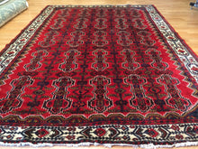 "Load image into Gallery viewer, Marvelous Malayer - 1930s Antique Persian Rug - Tribal Carpet - 7'4"" x 10'5"" ft."