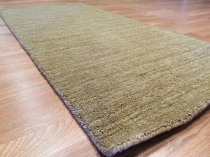 "Terrific Tribal - Handwoven Nomadic Rug - Indian Carpet - 2'3"" x 4'6"" ft."
