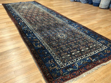 "Load image into Gallery viewer, Special Serab - 1900s Antique Persian Runner - Camel Hair Rug - 3'4"" x 9'7"" ft."
